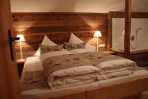 romantisches Schlafzimmer für kuschelige Stunden