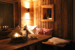 Urgemütliche Sitzecke - Outdoor Livint Room