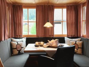 Chalet Tannenhof Panorama-Chalet-Appartement Landliebe - Erker