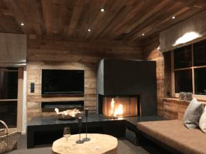 Luxuriöses Chalet mit Kamin eine Traumferienwohnung in der Tiroler Zugspitzarena