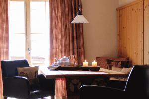 halet Tannenhof - Hütten-Chalet-Appartement